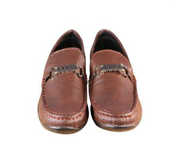 Artificial Leather Gents Loafer Shoes