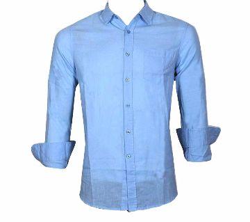 Full Sleeve Cotton Shirt For Men
