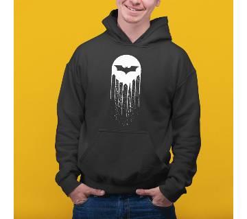 Batman Mens Hoodie - Black