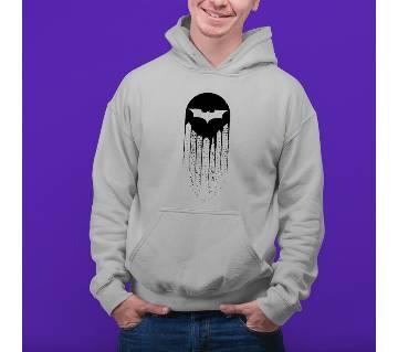 Batman Mens Hoodie - Grey