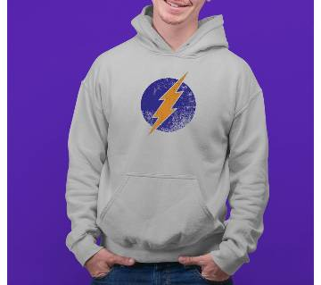 Flash Hoodie - Grey