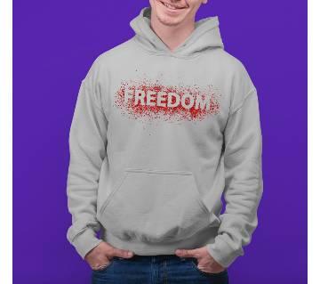 Freedom Hoodie - Grey