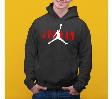 Jordan Mens Hoodie - Black