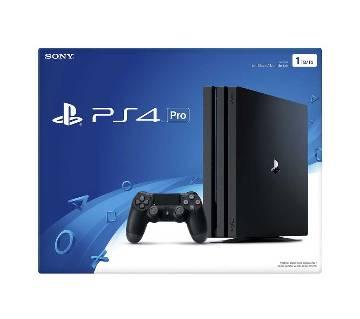 PS4 Pro. 1TB Console