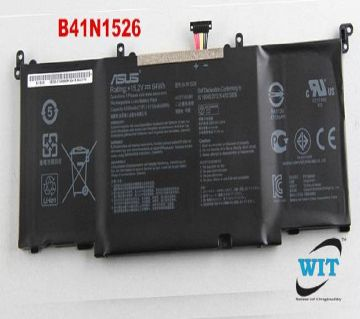 B41N1526 Laptop Battery for Asus ROG Strix GL502 GL502V GL502VT GL502VT-1A S5 S5VT6700