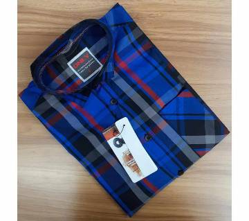 Full Sleeve Casual Shirt For Mens- Check