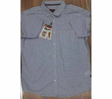 Half Sleeve Casual Shirt For Mens ASh