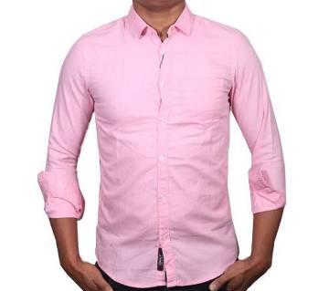 Full sleeve casual shirt for men