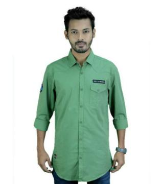 Full Sleeve Casual Cotton Shirt For Men