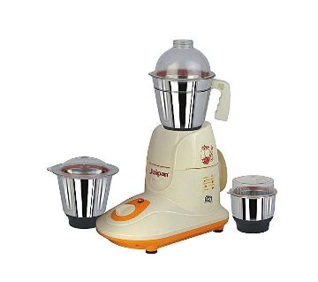 Jaipan Hero  Mixer Grinder - 550W - White and Orange