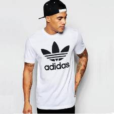 Adidas printed t shirt for men