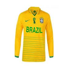 world-cup-brazil-home-Long-sleeve-jersey-copy