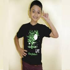 Life Bangladesh boys-t-shirt