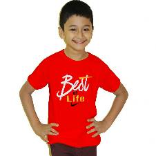 Best Life boys-t-shirt