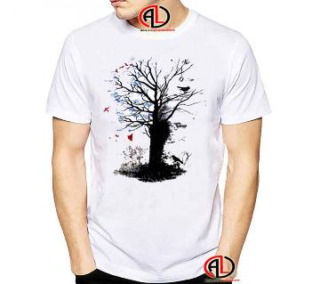 Half Sleeve Cotton T Shirt For Men