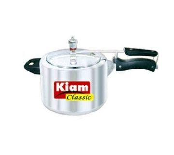 Kiam Queen White 3.5 Ltr Pressure Cooker