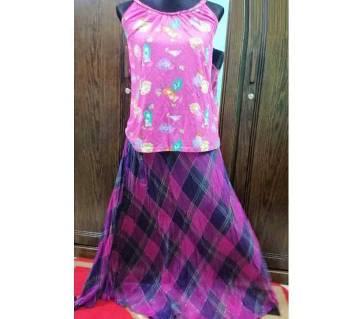Cotton skirt for women
