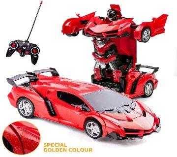 DEFORMATION Transformer Car