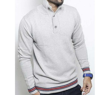 Full sleeve gents sweater