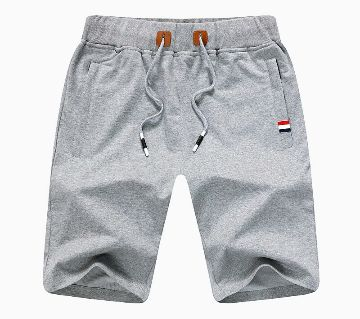 Mens Short Pant Grey