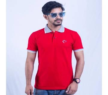 Mens Short Sleeve Polo-Shirt