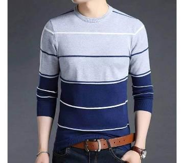 Mens Long Sleeve Sweater
