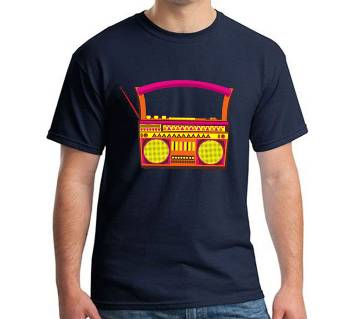 Mens Boishakhi radio Thematic T-Shirt