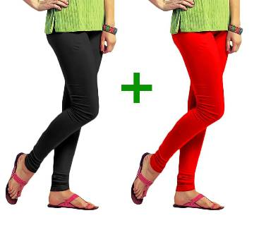 5 Star Ladies Modern Fit Leggings 2Pcs