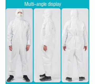 Disposable PPE with hood for Covid safety-china