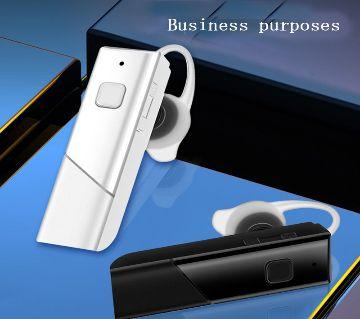 Long standby wireless bluetooth headset