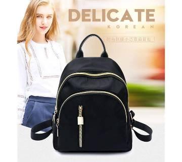 Oxford Backpack for girls (knapsack)