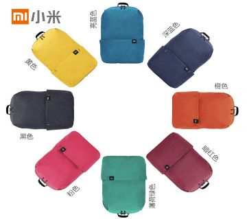 MI backpack multi-color Original