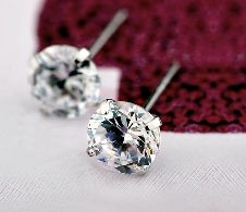 Mix Styles of Crystal Earrings