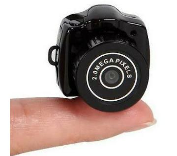 DSLR Type Mini HD Video Camera