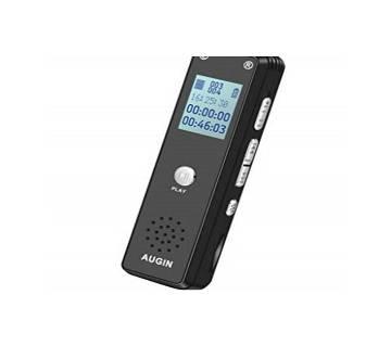 Mini Digital Voice Recorder with Display 8GB