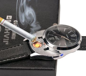 Fashionable Lighter Watch