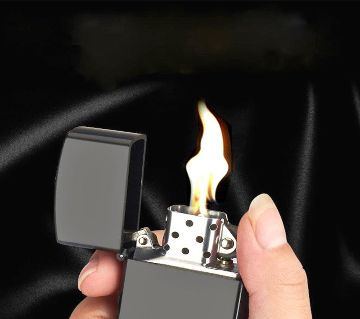 Zippo Lighter with - BLACK Math 2