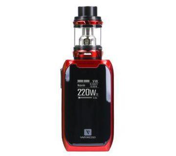 vaporesso Revenger 220W Vape Kit Red