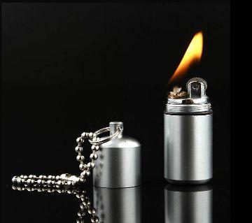 Mini Capsule Key Ring Gas Lighter