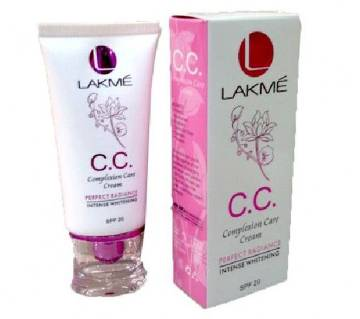 Lakme CC Complexion Care Creamwhitening spf 20