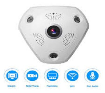 JOOAN BRAND 360 Degree 1080P Wireless Fisheye Panoramic IP Camera 2MP Surveillance Security