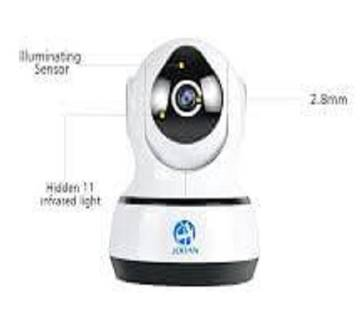 Jooan Brand 360Degree Ptz Wifi Camera For Home, Office Or Shop