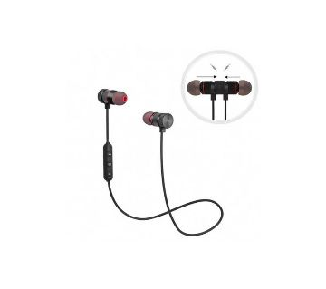 Magnetic Metal Sports Bluetooth EarphoneMagnetic Metal Sports Bluetooth Earphone