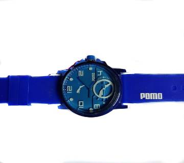 Blue Sports Watch for Men