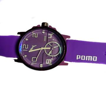 purple Sports Watch for Men