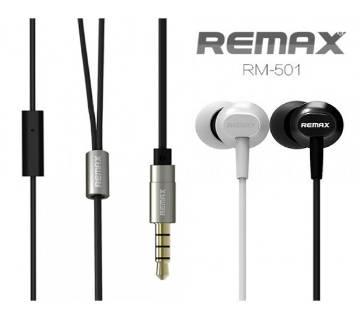 REMAX 501 Earphone