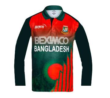 National Cricket Team Jersey of Bangladesh(Polo)(Independence Day Special) (Copy)