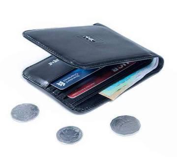 YSL leather wallet for men