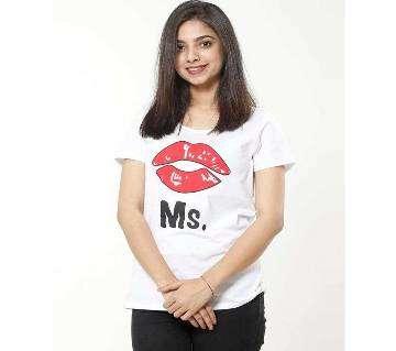 Ms. Ladies Cotton t-shirt