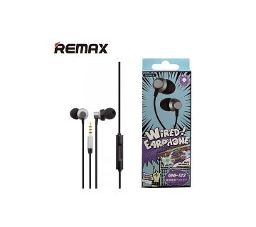 REMAX RM 512 WIRED Earphone